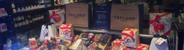 Christmas Hamper Taylors